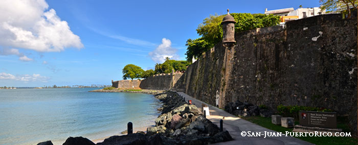 Paseo El Morro - Old San Juan, Puerto Rico