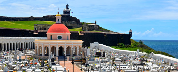 Puerto Rico Landmarks San Juan Famous Landarks – Tourist Attractions Map In San Jose