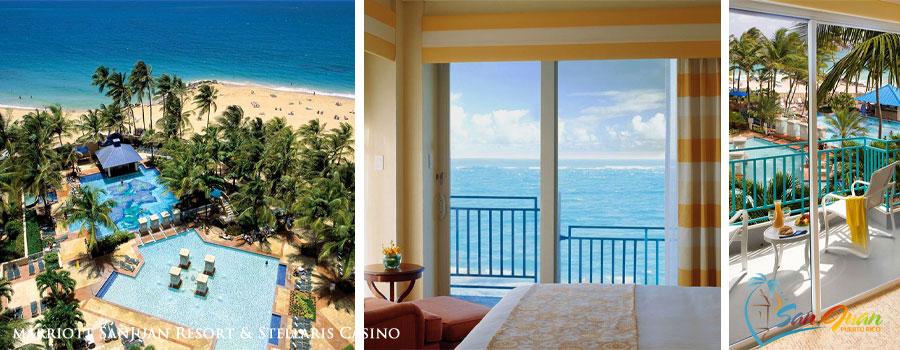 Marriot San Juan Resort & Stellaris Casino - Condado, San Juan, PR