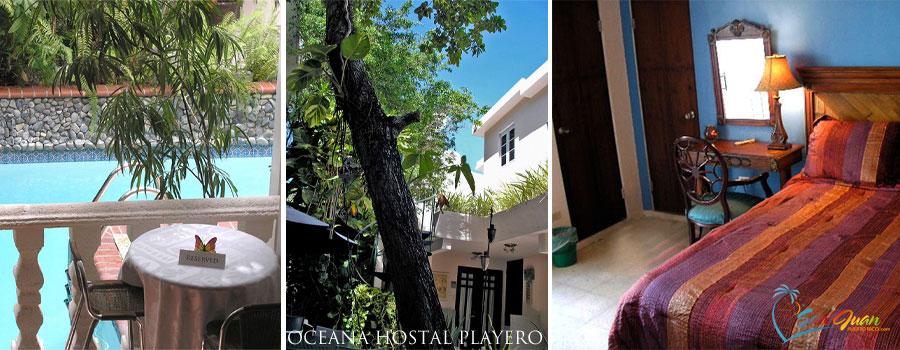 Oceana Hostal Playero B&B Ocean Park