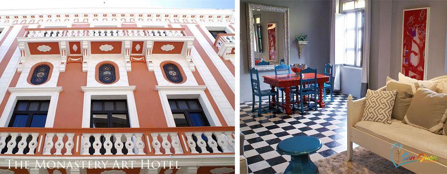 Old San Juan Hotel & Suites - Monastery Art Hotel
