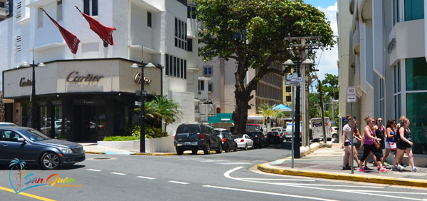 San Juan Puerto Rico Parking Lots & Garages