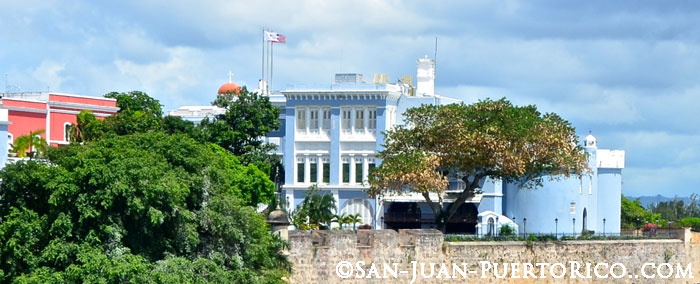 Have a tour of the First Fortification built in San Juan now housing the Governor of Puerto RIco.