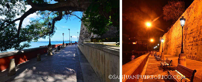Paseo La Princesa - Old San Juan, PR Attraction