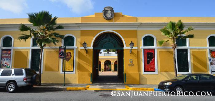 Museo de San Juan - Old San Juan, Puerto Rico