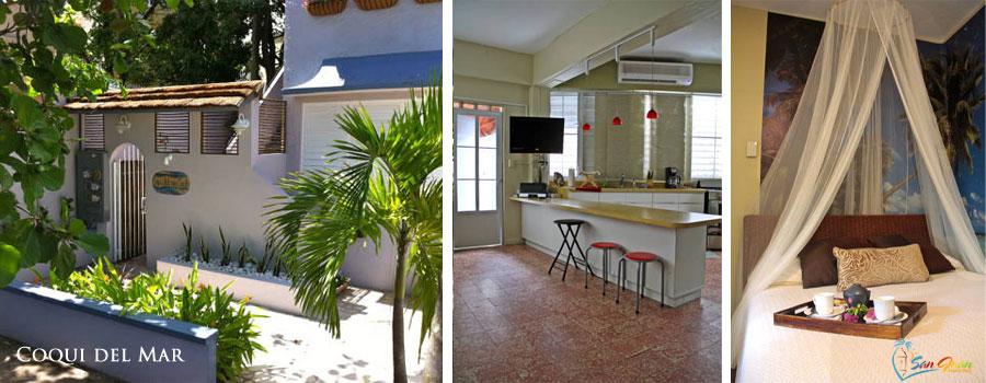 Coqui del Mar Guesthouse - Ocean Park, San Juan, PR