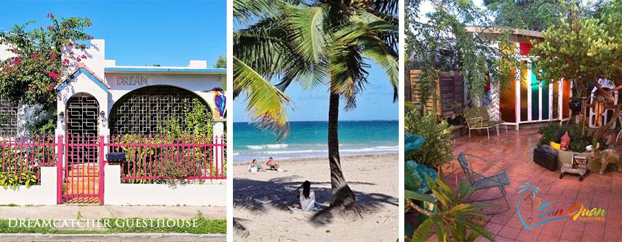 Dreamcatcher Guesthouse - Ocean Park, San Juan, Puerto Rico