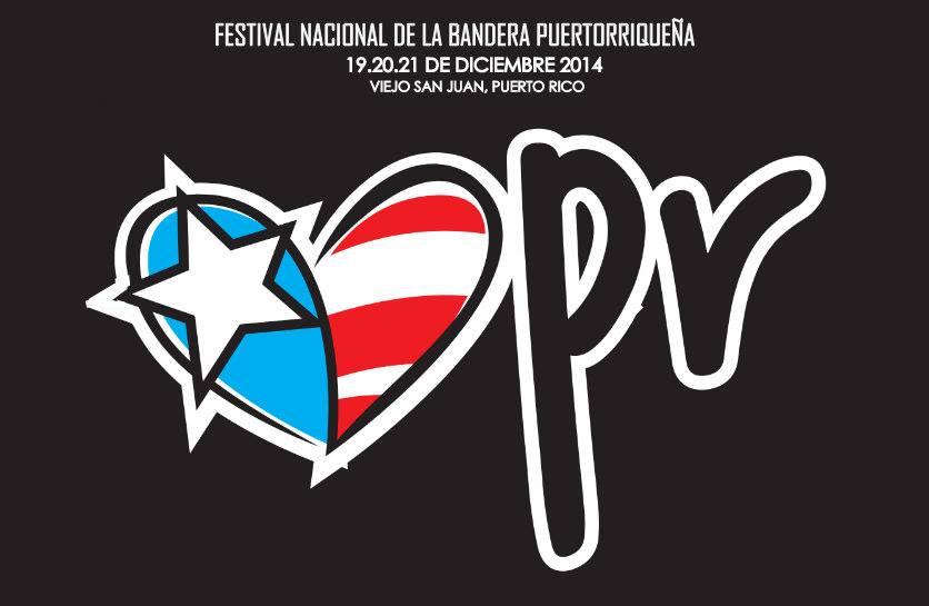 El Primer Festival Nacional de la Bandera Puertorriqueña (First National Puerto Rican Flag Festival)