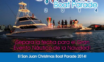 Sat Dec 13th – San Juan Christmas Boat Parade 2014
