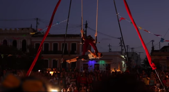 Festival del Circo February 2015 – Old San Juan, Puerto Rico