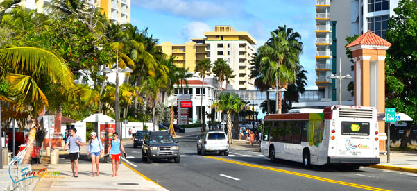 Getting Around San Juan, Puerto Rico