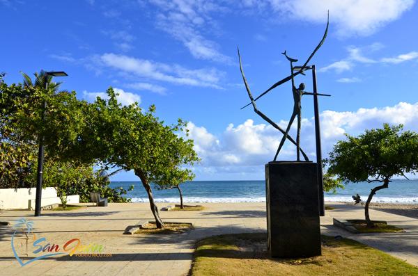 Parque del Indio - Condado, San Juan, Puerto Rico