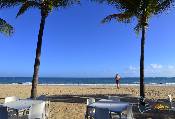 Ocean Park Beach - San Juan, Puerto Rico
