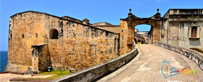 Castillo San Cristobal - San Juan, PR