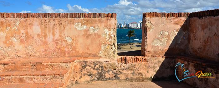 Bateria Del Escambron - Fortification in San Juan, Puerto Rico