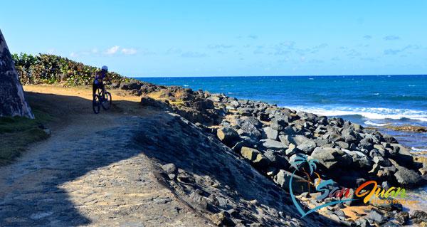Bicycling in Old San Juan & Puerta de Tierra – San Juan, Puerto Rico