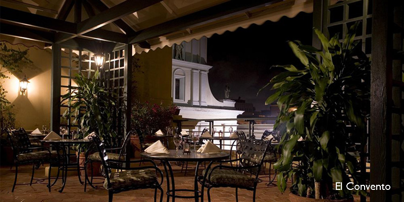 El Convento Hotel - Romantic Vacation in Old San Juan, Puerto Rico