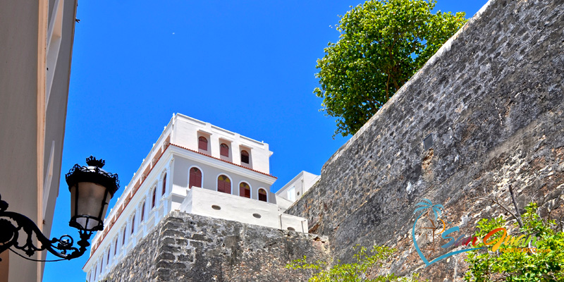The Architecture - Old San Juan