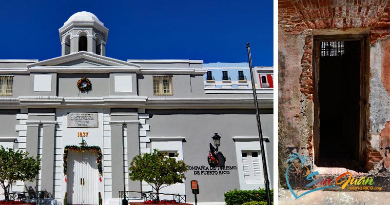 Puerto Rico Tourism Office - Old San Juan - Headquarters