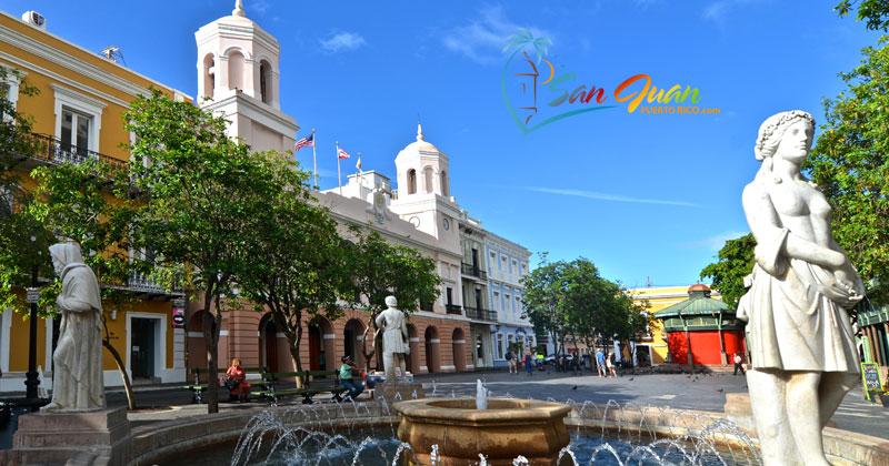 Tourism office - Old San Juan - Casa Alcaldia
