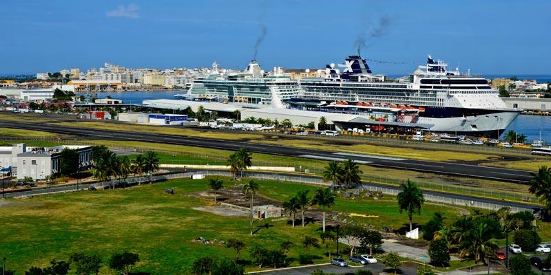 Pan American Pier - San Juan, Puerto Rico