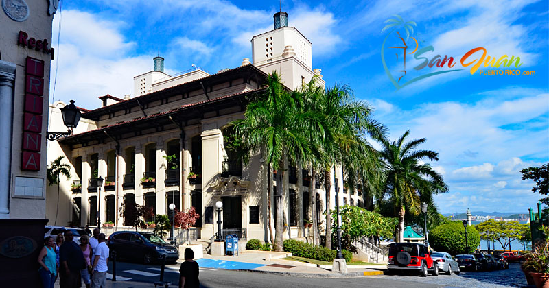 Post Office / Correo - Old San Juan, Puerto Rico