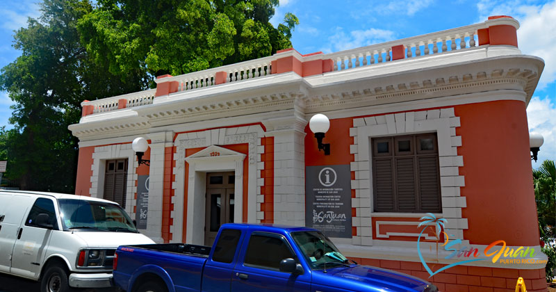 Tourist Info Office - Old San Juan