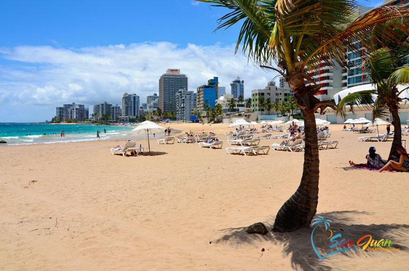 Condado Beach Puerto Rico San Juan