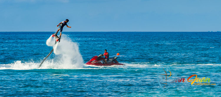 Flyboarding - Fun Things to Do in San Juan, Puerto Rico