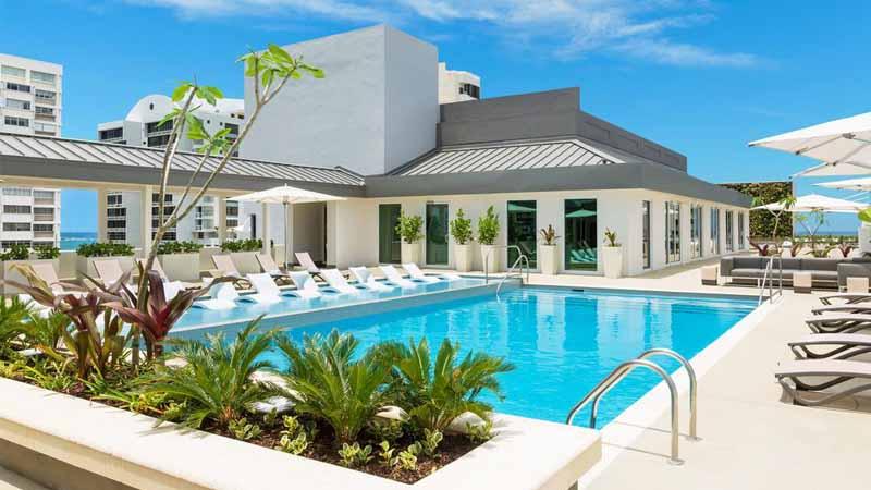 AC Hotel San Juan Condado - Condado, San Juan, Puerto Rico