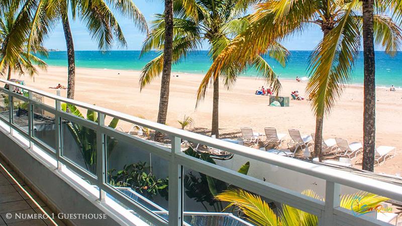 Hotels in San Juan, Puerto Rico - Ocean Park