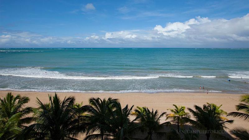 Best beachfront hotels in Isla Verde, Puerto Rico