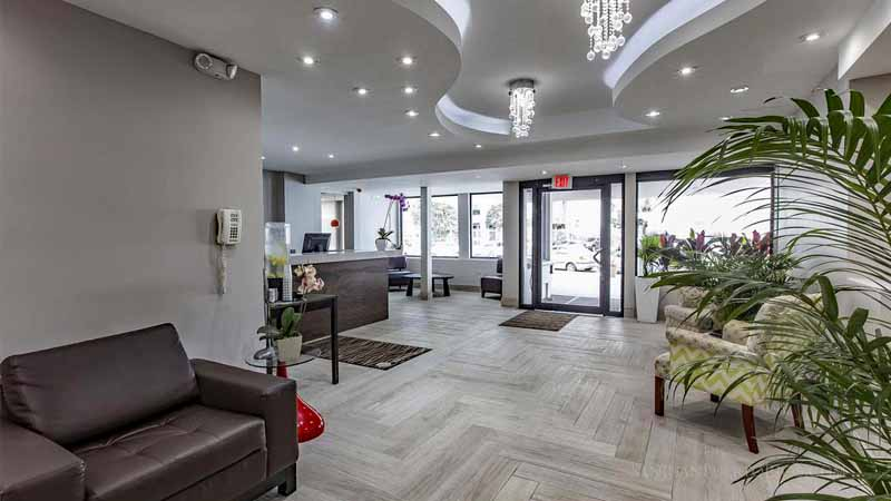 Lobby - Comfort Inn San Juan - Condado, San Juan, Puerto Rico