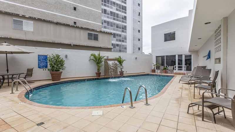 Pool - Comfort Inn San Juan - Condado, San Juan, Puerto Rico
