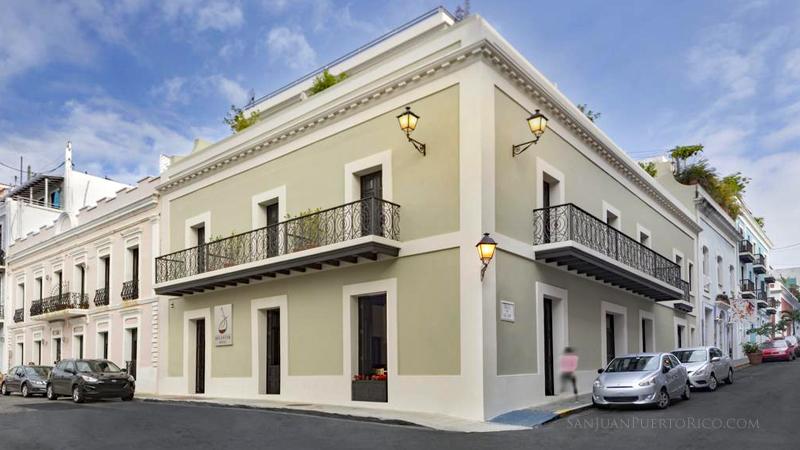 Decanter Hotel - Old San Juan, Puerto Rico