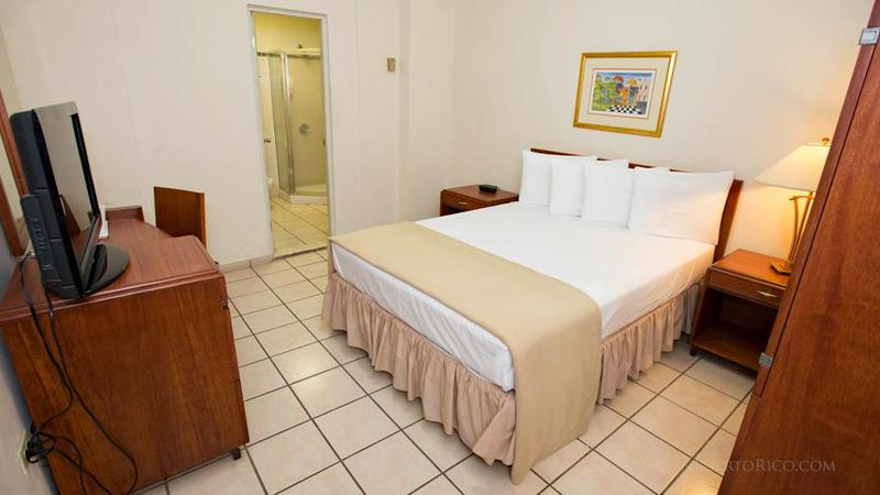 Budget friendly hotel in Old San Juan, Puerto Rico