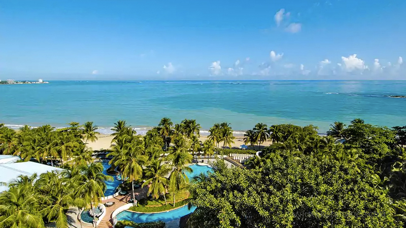 El San Juan Hotel - Isla Verde, Carolina, Puerto Rico