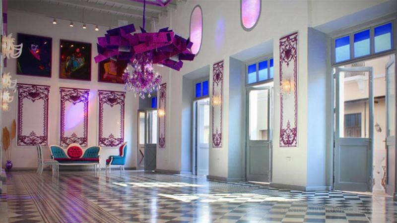 Monastery Art Hotel / Suites - Old San Juan, Puerto Rico