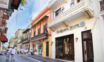 CasaBlanca Hotel <BR> Old San Juan, Puerto Rico