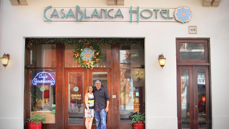 CasaBlanca Hotel - Old San Juan, Puerto Rico