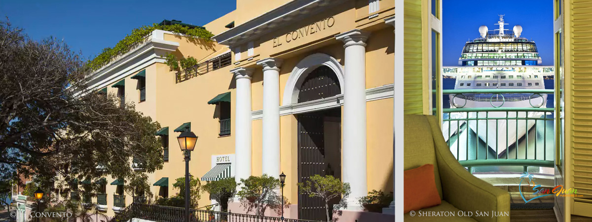 Hotels in Old San Juan - San Juan, Puerto Rico