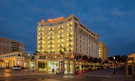 Sheraton Old San Juan Hotel & Casino <BR>Old San Juan, Puerto Rico