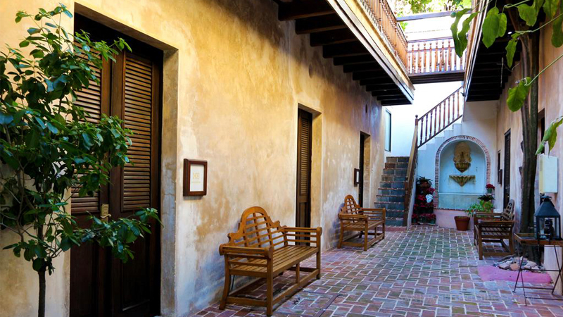 Villa Herencia Hotel - Old San Juan Puerto Rico