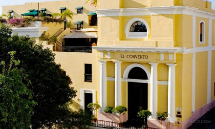 El Convento <BR> The Most Romantic Hotel in San Juan, Puerto Rico