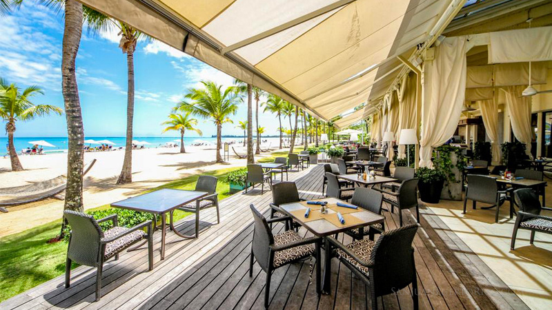 Dining - Courtyard by Marriott Isla Verde Beach Resort - Puerto Rico