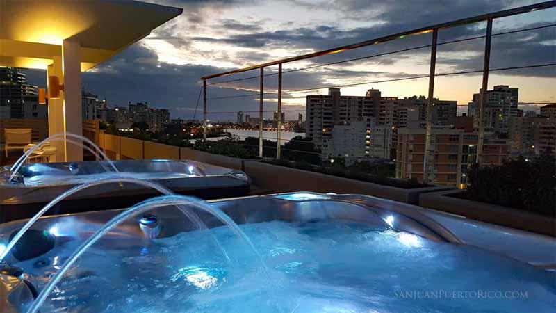 The Wave Hotel - Condado, San Juan, Puerto Rico