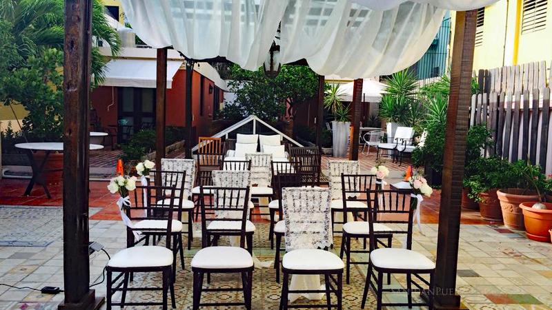 Villa Herencia Hotel - Title