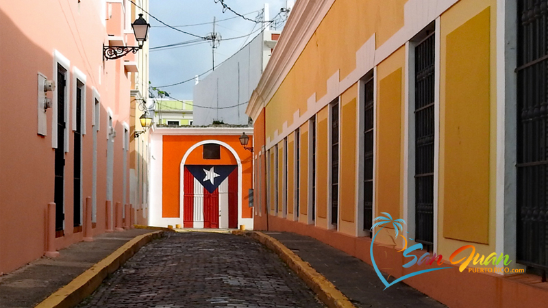 Calle Imperial - Old San Juan, Puerto Rico Walking Tour
