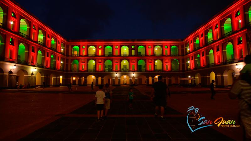 Cuartel de Ballaja - The Ballajá Barracks - San Juan, Puerto Rico