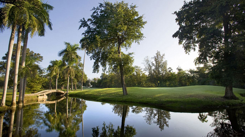 Dorado Beach - Golf Resort near San Juan, Puerto Rico
